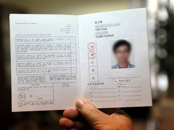 Giấy phép lái xe quốc tế sẽ có hiệu lực ở 73 quốc gia ảnh 1