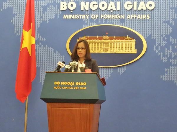 Nhiệm vụ của lực lượng chức năng Việt Nam là bảo vệ vững chắc chủ quyền ảnh 1