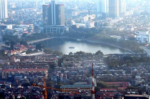 Hà Nội triển khai nhiều dự án phát triển đô thị ảnh 1