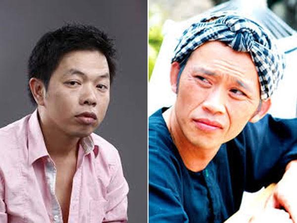 """Hoài Linh """"chạm mặt"""" Thái Hòa trong phim ảnh 1"""