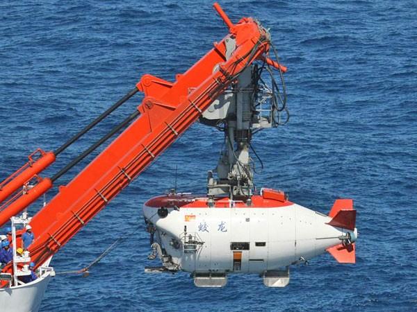 Tàu ngầm Trung Quốc gặp sự cố ảnh 1