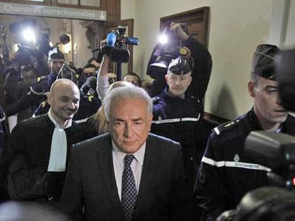 Cựu Giám đốc IMF ra tòa vì môi giới mại dâm ảnh 1