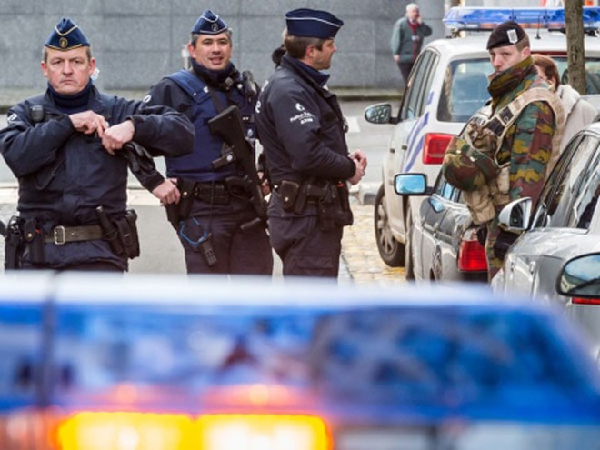 """IS dọa """"lặp lại vụ thảm sát ở Paris"""" tại Bỉ ảnh 1"""