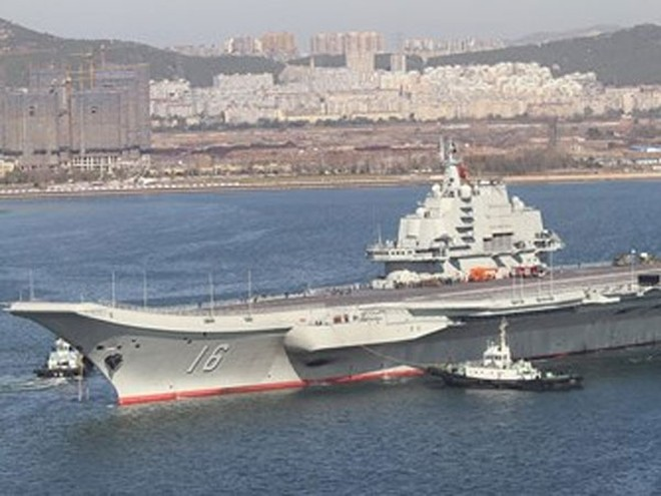 Trung Quốc âm mưu đóng thêm 3 tàu sân bay để điều ra Biển Đông ảnh 1