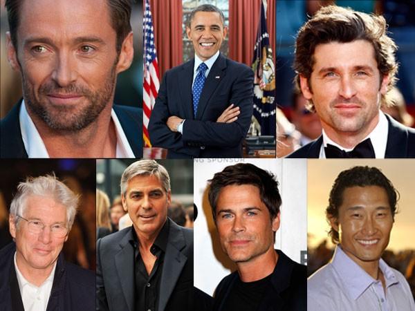 Bí quyết giữ dáng sau tuổi 40 của các quý ông nổi tiếng ảnh 1