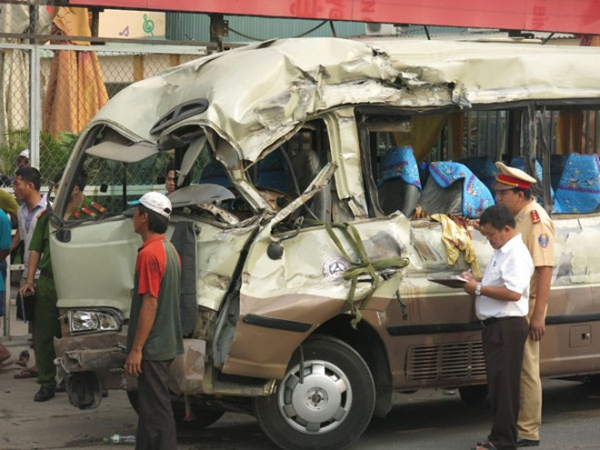 Tai nạn giao thông rình rập mùa lễ hội ảnh 1