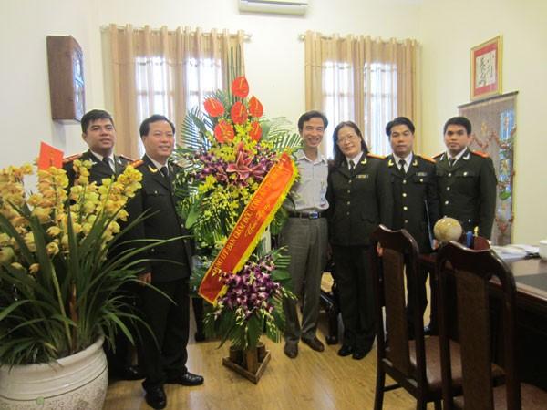 Chúc mừng các y, bác sỹ nhân kỷ niệm 60 năm ngày Thầy thuốc Việt Nam ảnh 5