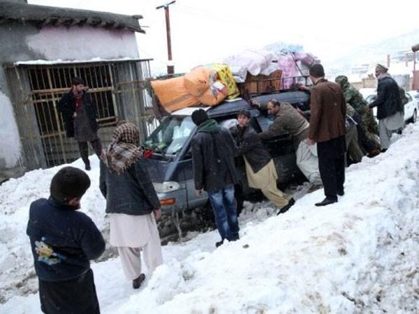 Lở tuyết ở Afghanistan, hơn 200 người thiệt mạng ảnh 1