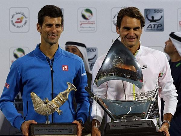 Roger Federer đăng quang tại Dubai Duty Free Tennis Championships: 33 tuổi vẫn chạy tốt ảnh 1