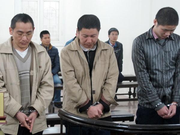 Phạt tù nhóm tội phạm công nghệ cao người Trung Quốc ảnh 1