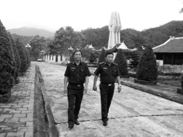 Tượng đài của ý chí quyết tâm bảo vệ biên cương Tổ quốc ảnh 2
