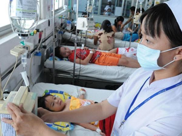 5.263 trường hợp mắc sốt xuất huyết ảnh 1
