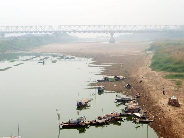 Tốn hàng nghìn tỷ đồng vì sông Hồng cạn kiệt ảnh 1