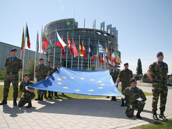 EU định lập quân đội chung ảnh 1