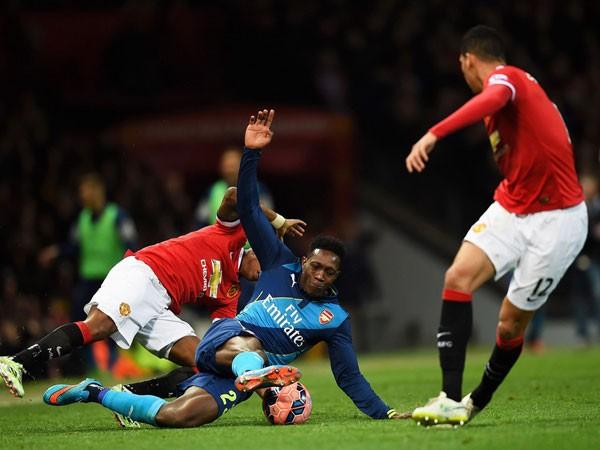 Sai lầm của Van Gaal khiến Man United trắng tay ảnh 1