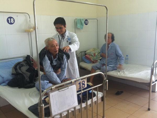Bệnh lao kháng đa thuốc tăng cao vì không tuân thủ điều trị ảnh 1