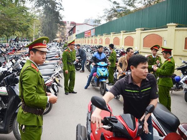 Những việc làm thiết thực, cụ thể của Cảnh sát bảo vệ ảnh 1