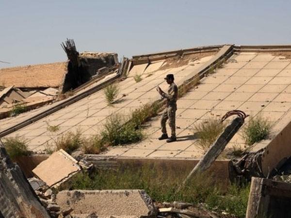 Lăng mộ Saddam Hussein bị san phẳng ảnh 1