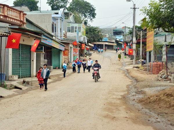 Phố chợ Mường Lát