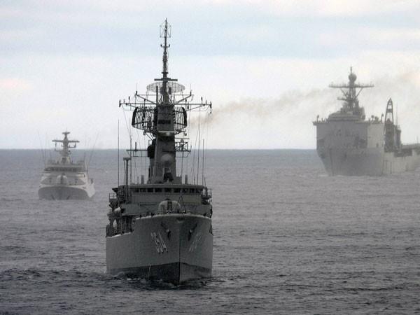 Hải quân Indonesia học mô hình Hạm đội Thái Bình Dương của Mỹ ảnh 1