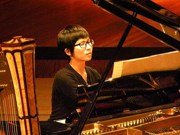 Nghệ sỹ piano Cao Thanh Lan: Một lòng hướng về âm nhạc dân tộc ảnh 1