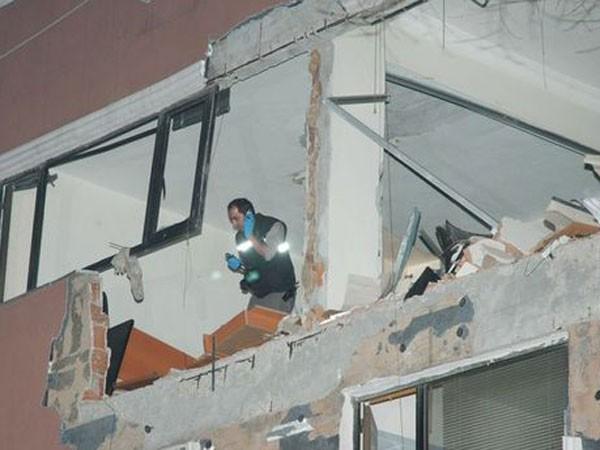 Nổ bom ở tòa soạn báo của Thổ Nhĩ Kỳ ảnh 1