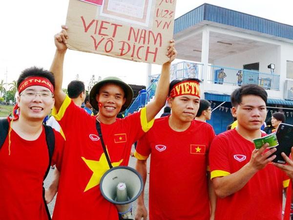 """Tiếp """"lửa"""" cho U23 Việt Nam ảnh 1"""