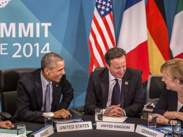 Lãnh đạo G20 bị lộ thông tin cá nhân ảnh 1
