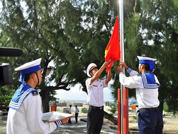 Gặp mặt cựu chiến binh tiếp quản quần đảo Trường Sa ảnh 1