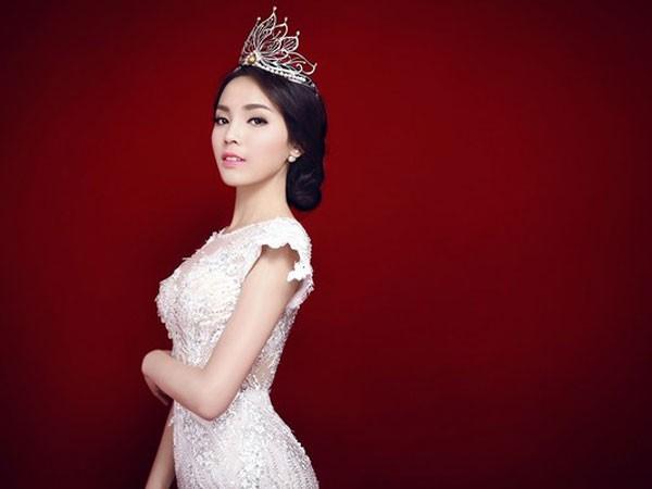 Hoa hậu Nguyễn Cao Kỳ Duyên làm Đại sứ Nhân ái ảnh 1