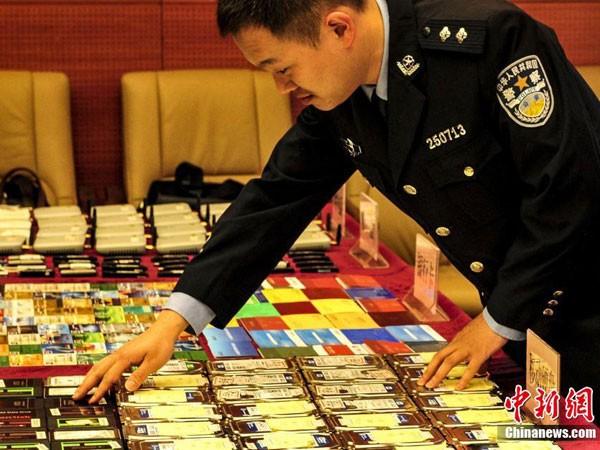 Trung Quốc triệt phá vụ đánh bạc trực tuyến kỷ lục ảnh 1