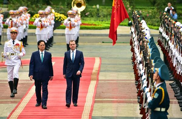 Quan hệ Việt Nam - Liên bang Nga: Đã được tôi luyện và ngày càng phát triển ảnh 1