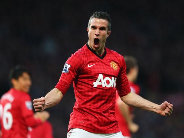 Man United sẵn sàng bán Van Persie ảnh 1
