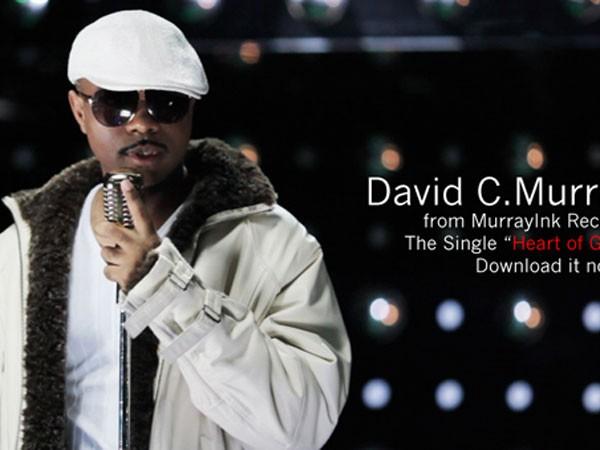 Ca sỹ da màu David C Murray tái xuất ảnh 1