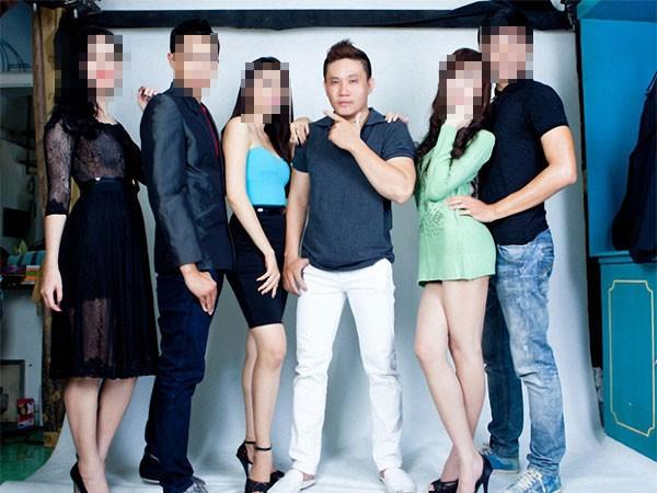 """Người mẫu, diễn viên bán dâm: Cám dỗ từ """"công việc"""" nghìn USD ảnh 1"""