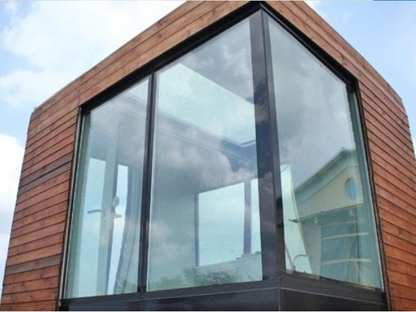 Xây nhà bằng nước - giải pháp sạch và bền vững ảnh 1