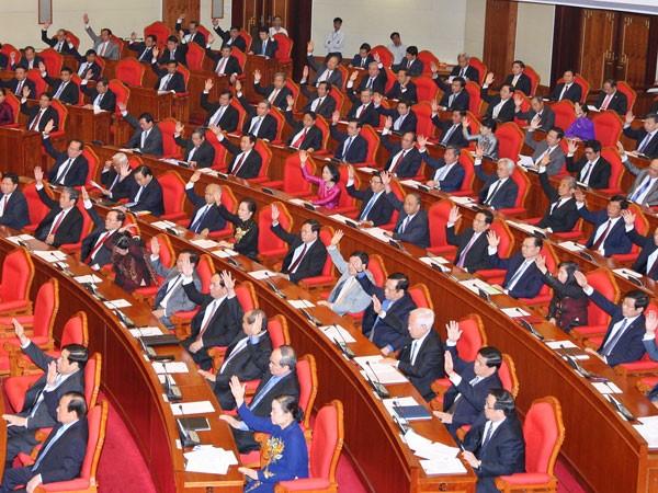 Trung ương dày công chuẩn bị nhân sự Đại hội Đảng XII ảnh 1
