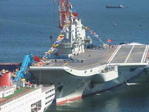Thời báo Ấn Độ chỉ ra động thái Trung Quốc đóng thêm 4 tàu sân bay ảnh 1