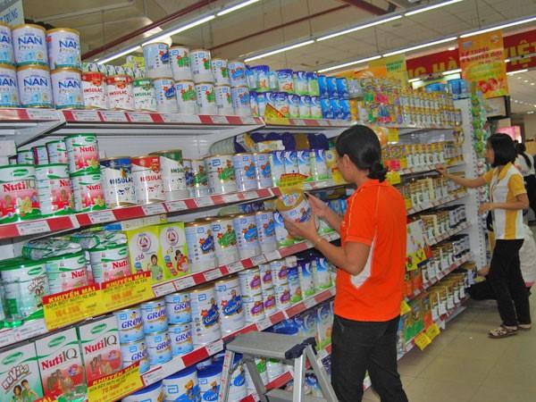Giá sữa Việt Nam đắt hơn Thái Lan ảnh 1