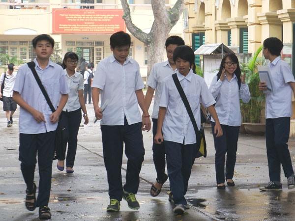 Tuyển sinh vào lớp 10 ở Hà Nội: Tính cạnh tranh rất cao! ảnh 1