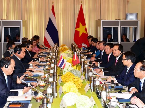 Duy trì động lực trong quan hệ đối tác chiến lược Việt Nam - Thái Lan ảnh 1