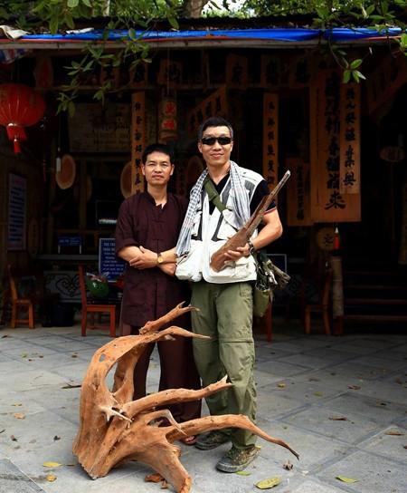 Đi điền dã, thưởng trà xứ Hương Sơn ảnh 2