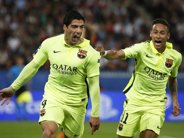 Không Messi, Barcelona vẫn thi đấu chói sáng ảnh 1