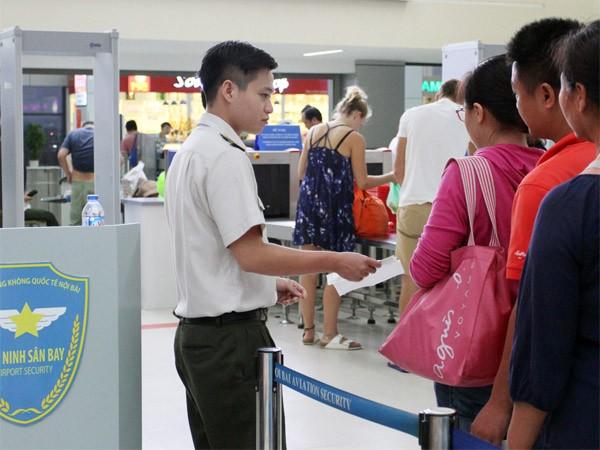 Trộm cắp tại sân bay giảm nhờ siết chặt kiểm tra ảnh 1