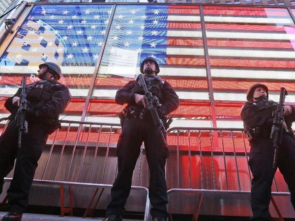 New York nâng cao khả năng phòng ngừa khủng bố ảnh 1