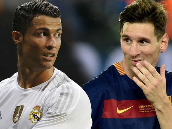 Messi trội hơn Ronaldo ảnh 1