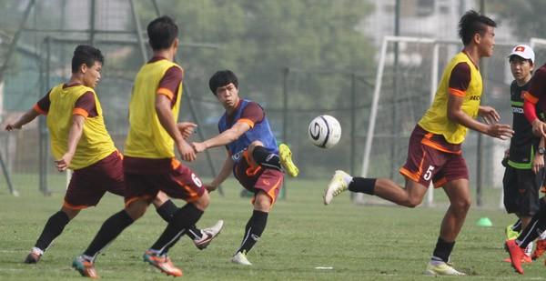 Vòng chung kết U23 châu Á: U23 Việt Nam phấn đấu vào tứ kết ảnh 1