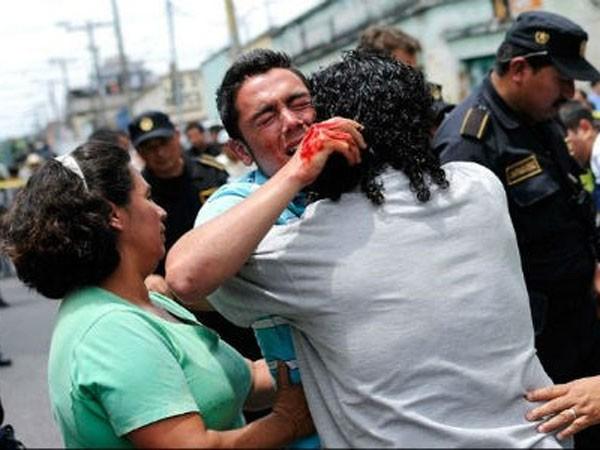 """""""Thủ đô bạo lực"""" ở Guatemala ảnh 1"""