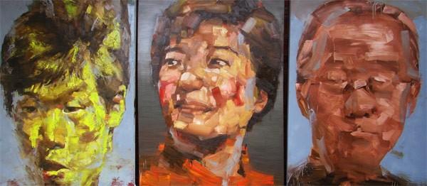 Hàn Quốc dưới con mắt họa sỹ Việt Nam ảnh 1