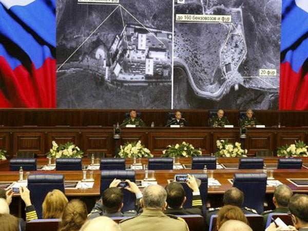 Nga đề nghị Liên hợp quốc họp khẩn về Thổ Nhĩ Kỳ ảnh 1